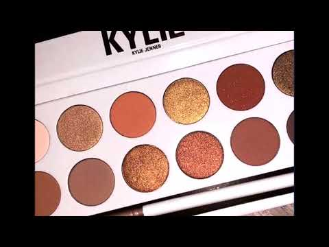 The Peach Extended Palette by Kylie Cosmetics #15