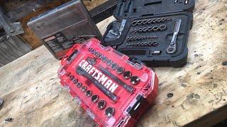 New Craftsman Socket Set - Has Craftsman Gone To Crapsman?