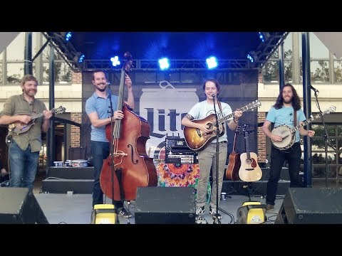 Billy Strings at Navy Pier, Chicago (Aug 19, 2017)