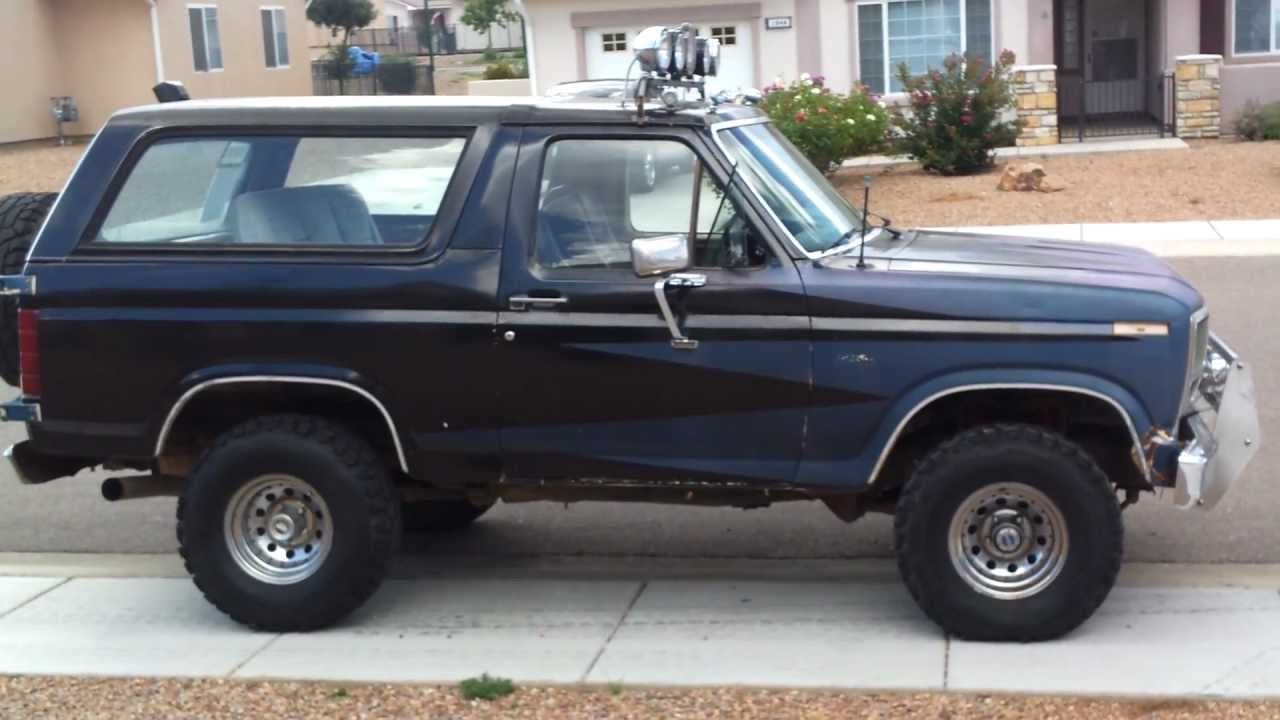 Diesel ford bronco for sale - Diesel Ford Bronco For Sale 3