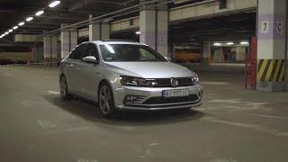 Volkswagen Jetta GLI - такой ВАГ нам нужен.