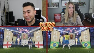 ICONS ON THE LINE 😱 WORLD CUP GUESS WHO vs FANGS!!