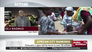 Lagos ranks as worlds third worst city to live