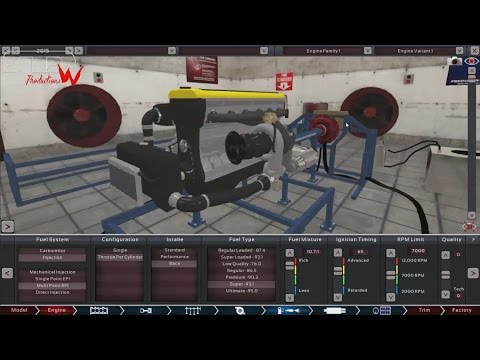 980HP Pump Gas 2JZ Engine Build & Dyno | AutoMation - The Car Company Tycoon