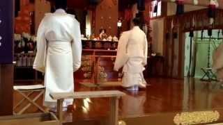 神道扶桑教 祖霊大祭・式年祭