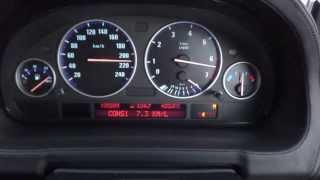 bmw x5 e53 3.0i 0-210km/h acceleration
