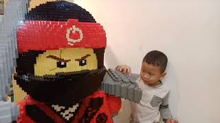 LEGO kids toys😍 ada NINJAGO🔥