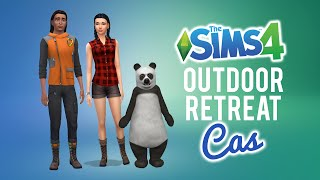 The Sims 4 Outdoor Retreat Overview — Create a Sim