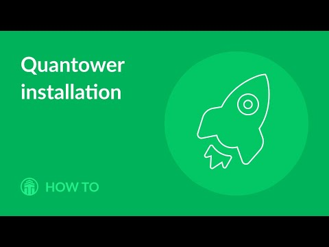 Quantower Installation and Connection guide