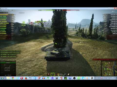 ГК победа при помощи мата клан AMENO World of Tanks