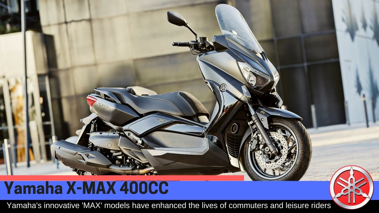Yamaha x max 400 cc review 2017 youtube for Wohnlandschaft 400 x 300