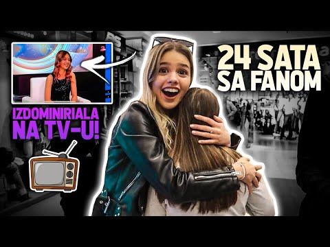 24H SA FANOM + IZDOMINIRALA NA TV!