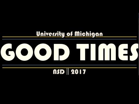 "Michigan Football || National Signing Day 2017 || ""Good Times"""