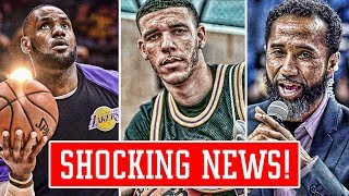 SHOCKING NEWS! The Truth Behind Lonzo Ball Leaving BBB & LeBrons Injury!