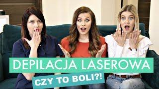 DEPILACJA LASEROWA - CZY TO BOLI?! | Laser Vectus | Akadema Zdrowej Skóry | MarKa