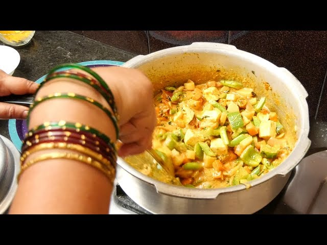 Mixed Vegetable Paneer Curry | How to Make Mixed Sabzi Recipe | Vegetarian Dish | PDTV Foods