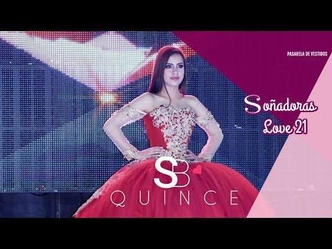 Expo 15 Pasarela de vestidos por Soñadoras Love 21