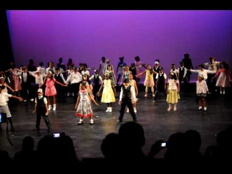 Bronx Charter School for Excellence Dance Recital (1) 5.27.10