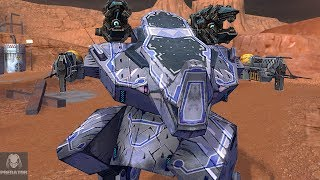 MRK II Scourge/Magnum Rhino Gameplay | The Best Rhino Build? | War Robots