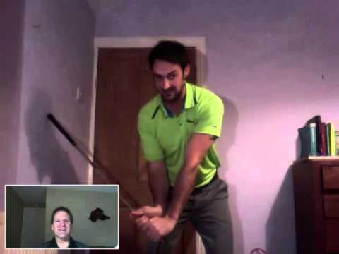 Golf Swing Lag Drill You Can Do At Home