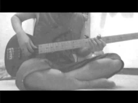 J-Rocks - Tersesal -- [Bass Cover by me]