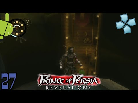 Prince Of Persia Revelations Part 27 Library PPSSPP Play On Android