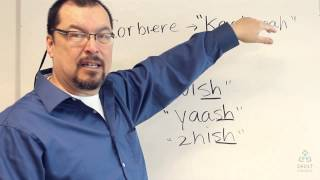 lets start Ojibwe - Lesson 8.3, Pejoratives