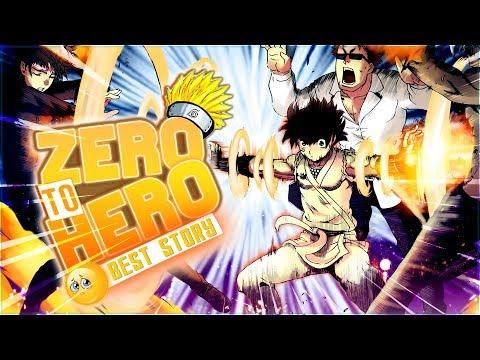 Underrated List - 8 Anime Zero To Hero Dengan Cerita Paling Menarik