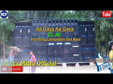 Aa Gaya Aa Gaya_RCF Humming Competition Dot Mix|| Dj Ah || Aditya Mitra Official