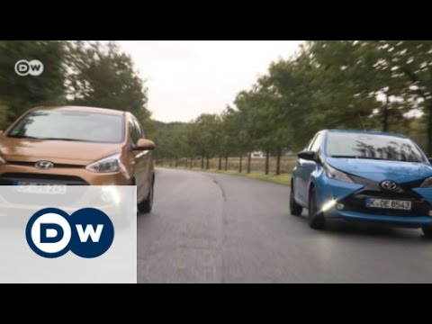 Compare it! Hyundai i10 - Toyota Aygo | Drive it!