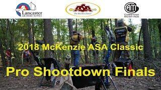 Gambar cover 2018 Delta McKenzie ASA Classic Pro Shootdown Finals