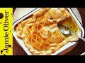 Jamie  39 s Quick Chicken  amp  Mushroom Pie