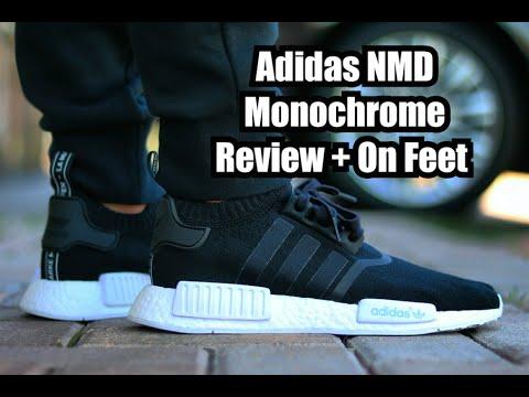Nmd Monochrome Black