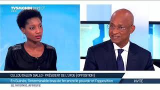 Cellou Dalein Diallo - Le long bras de fer de l'opposition