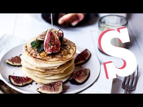 Fluffy Italian Pancakes Recipe