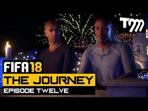 THE CHOICE!! - FIFA 18 THE JOURNEY #12