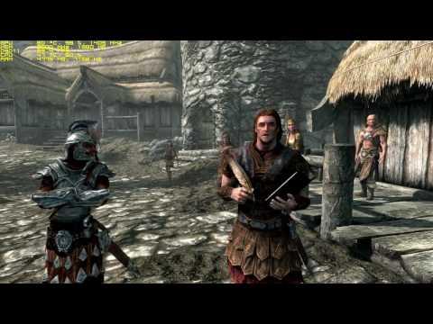 The Elder Scrolls V: Skyrim Special Edition   i5 760 + GTX 960   Ultra Settings  