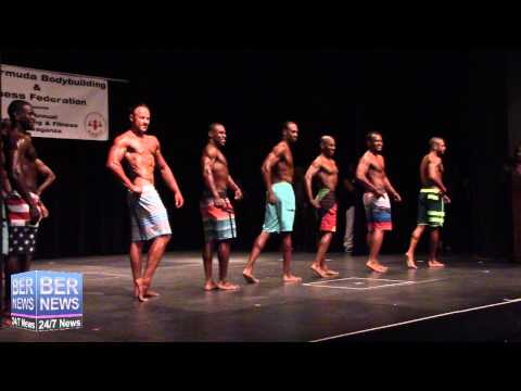 Men's Physique Quarter Turns At Fitness Extravaganza  April 11 2015