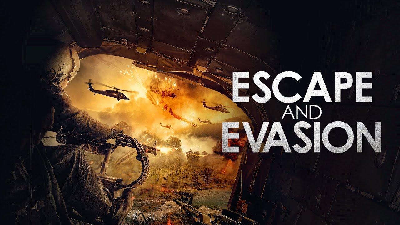 escape and evasion official trailer 2020 psychological war film
