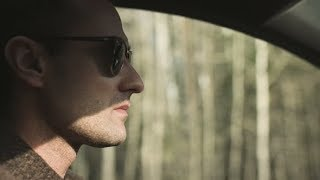 Man Driving Car on the Road Serious Success Face | Stock Footage - Videohive