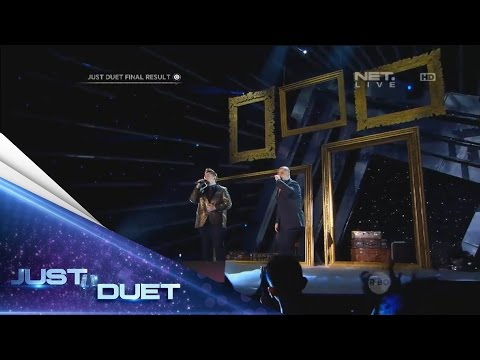 Wonderful! Fredy & Mike sing Adele's When We Were Young! - Result Show - Just Duet