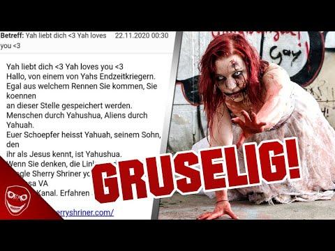 Gruselige Mails an Schüler verschickt, Zombiekrankheit und Zeitreisende!
