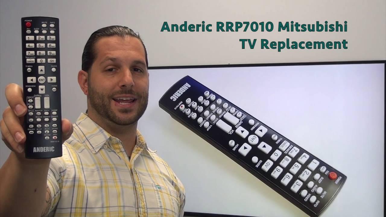 New Original Mitsubishi WS65815 WS65819 WS73411 WS73513 WS73517 Remote Control