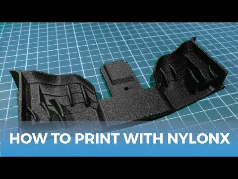 A Closer Look at 3D Printing with NylonX | MatterHackers