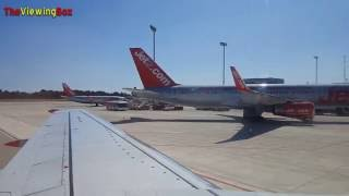 Flight To Palma ~ Mallorca (Majorca) Spain