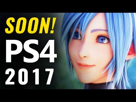 Make Top 15 Upcoming PS4 Games of 2017 | PlayStation 4 Games Coming Soon Pictures