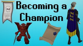 [OSRS] Becoming a Champion Ep. 1