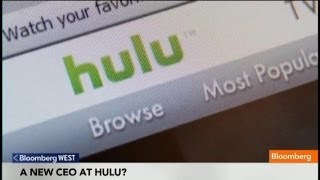 Hulu Said Close to Naming Fox's Mike Hopkins CEO(Oct. 11 (Bloomberg) -- Hulu is close to naming Fox executive Mike Hopkins as its chief executive officer, two people with knowledge of the matter said., 2013-10-11T16:05:38.000Z)