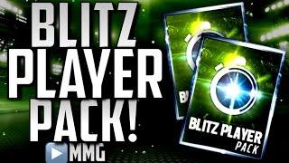 Blitz Player Packs! Madden Mobile