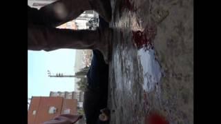 Cizre'de ölü ve yaralıları almaya giden heyete ateş açılması; Nusaybin Caddesi 20 Ocak 2016